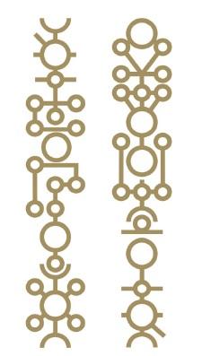 Necrones Triarca (WIP) Hieroglyphs