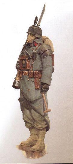 The Rhgzez Krieg_Guardsman
