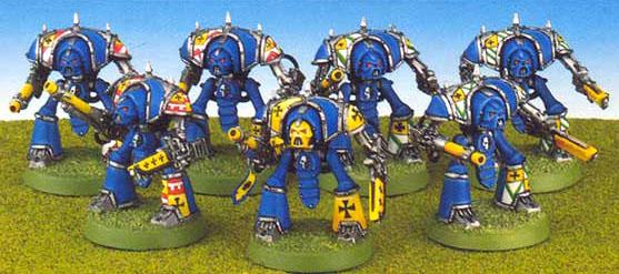 Knight - Warhammer 40k - Lexicanum