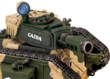 40K IG Leman Russ Eradicator Nova Cannon Bits
