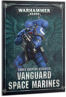 Codex: Vanguard Space Marines (8th Edition) - Warhammer 40k