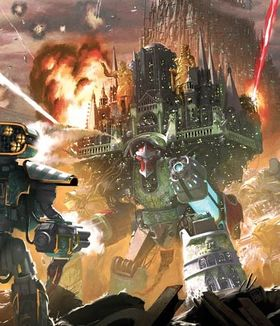 Emperor Titan - Warhammer 40k - Lexicanum