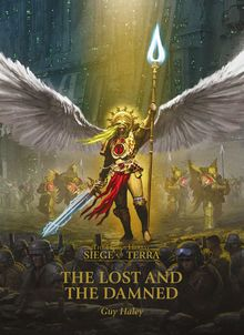 Lost and the damned 40k book