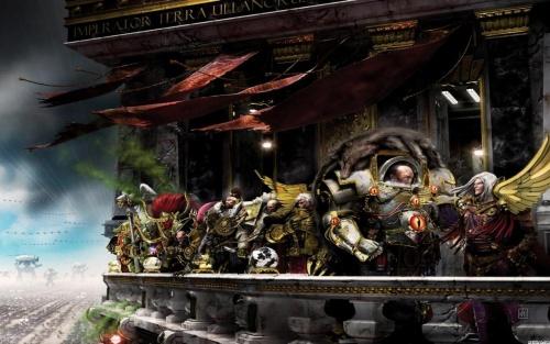 Primarch - Warhammer 40k - Lexicanum