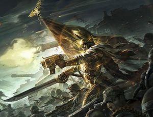 Macharius Character Warhammer 40k Lexicanum