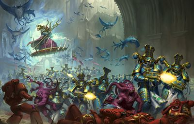 Thousand Sons - Warhammer 40k - Lexicanum