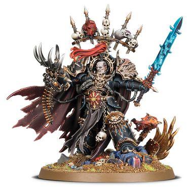 Ezekyle Abaddon - Warhammer 40k - Lexicanum
