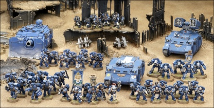 Ultramarines Task Force