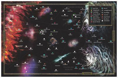 Koronus Expanse - Warhammer 40k - Lexicanum on