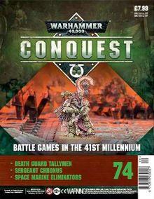 73 warhammer 40,000 Conquest Issue