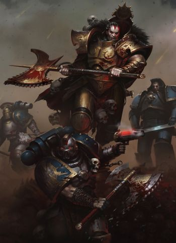 Angron - Warhammer 40k - Lexicanum