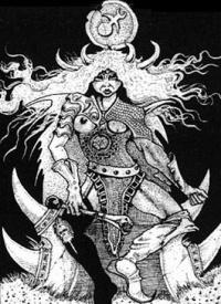 Slaanesh - Warhammer 40k - LexicanumWarhammer 40k Chaos Gods Names