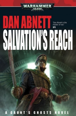 Salvation's Reach Cover