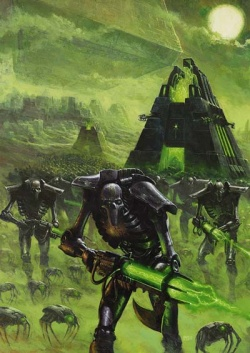 Necrons from Dawn of War