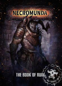 Necromunda gangs of the underhive book