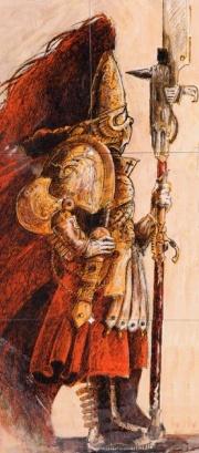fan art  warhammer 40 000 180px-Custodesimage