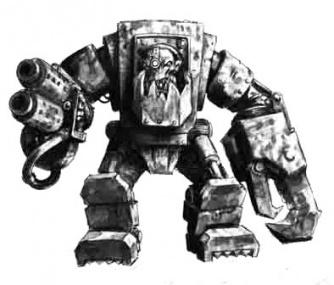 Mega Armour - Warhammer 40k - Lexicanum