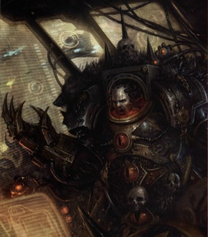 Horus Lupercal - Warhammer 40k - Lexicanum  Horus Lupercal ...