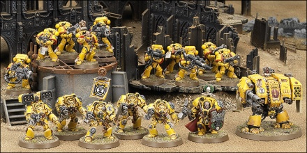 Imperial fists warhammer 40k lexicanum - Imperial fists 40k ...