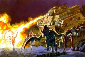 Hellhound Warhammer 40k Lexicanum