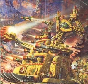 Mega Gargant - Warhammer 40k - Lexicanum