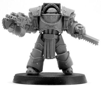 Terminator Armour - Warhammer 40k - Lexicanum