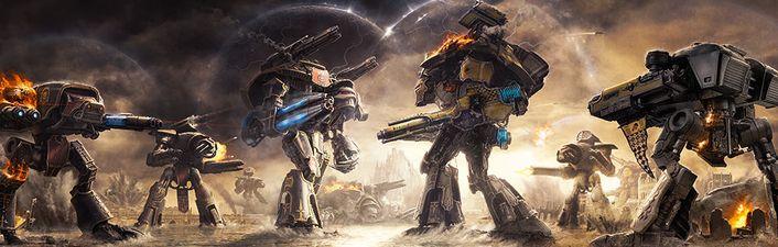 Imperial Titan - Warhammer 40k - Lexicanum