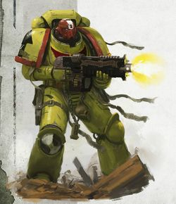 Imperial Fists - Warhammer 40k - Lexicanum